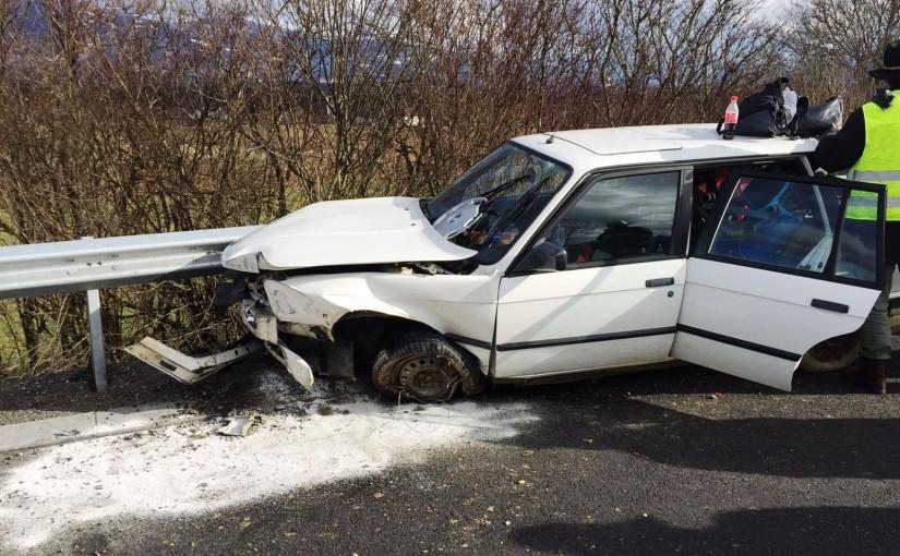Verkehrsunfall 6. März 2016