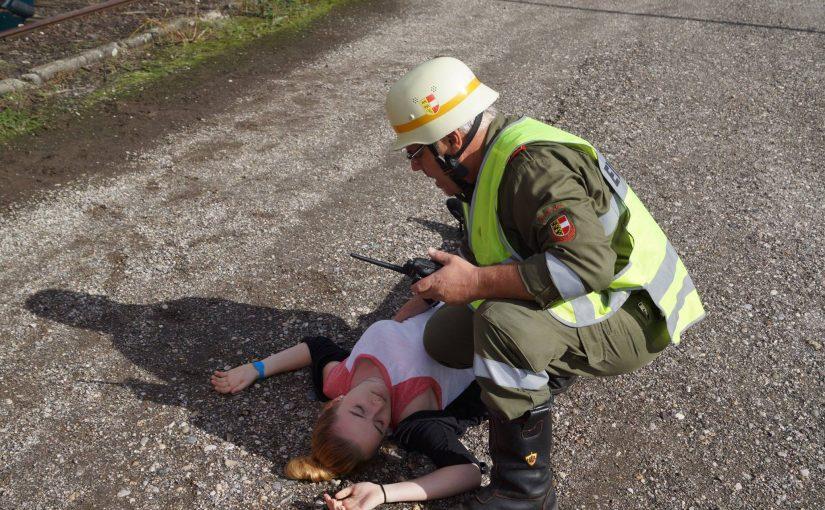 Übungseinsatz der Feuerwehren des Abschnitts Unteres Lavanttal