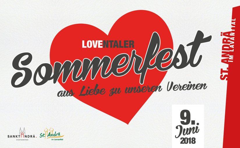 Loventaler Sommerfest 2018